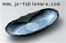 清流長小判鉢