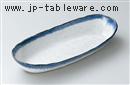 カイラギ舟型鉢