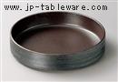 銀吹外クシメ21cm鉢