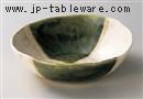 オリベ市松7.0鉢