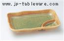 緑彩芦7.0仕切皿