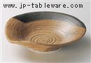 武山7.5浅鉢