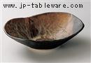 武山楕円多用鉢