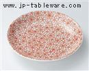 赤小紋5.5皿