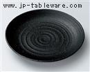 ぐれいん16.5cm丸皿