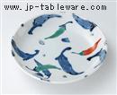 錦唐からし5.0皿