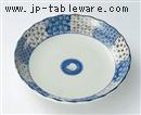 丸紋うさぎ5.0皿