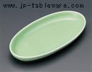 ヒワ楕円小皿