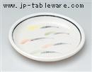 武蔵野3.5丸皿