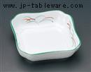武蔵野花四角小鉢