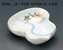 白吹竜田川瓢鉢