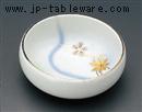 白吹竜田川丸鉢