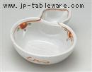 京小花瓢仕切鉢