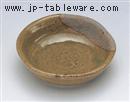 灰釉3.5浅鉢