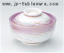 紫吹武蔵野円菓子碗