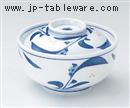 清里円菓子碗