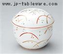 武蔵野新丸形むし碗(中)