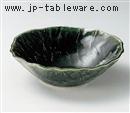 織部手折サラダ鉢