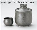 黒結晶酒燗器(小)
