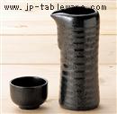 黒結晶3号焼酎カラフェ