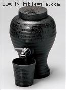 古窯焼酎サーバー(黒)(1.8L)