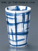 ササラ格子焼酎カップ