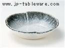 淡青6.0丸鉢