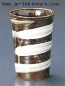 南蛮渦フリーカップ