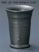 黒耐熱釉フリーカップ