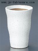 白斑点ヌリ分フリーカップ(大)