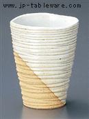 伊賀風線堀フリーカップ