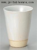 白粉引フリーカップ(大)