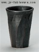 鉄黒ねじりカップ