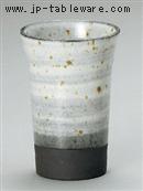 黒土均窯フリーカップ(大)