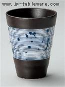 漆染リップルフリーカップ