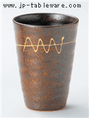 南蛮一珍紋フリーカップ