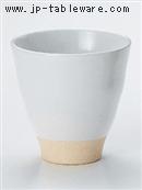 白粉引フリーカップ(小)