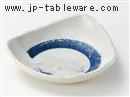 うず潮5.5三角鉢