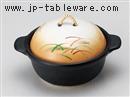 加茂川耳付耐熱鍋