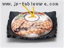 春秋正角陶板鍋(大)