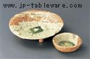 伊賀荒磯刺身鉢(手造り)