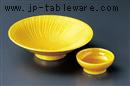 黄交趾平鉢