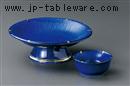 エンカ巻刺身鉢