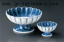 菊形ダミ十草刺身鉢