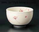 桜の舞(赤)お好み碗