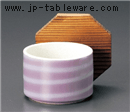 紫駒筋小飯器身(蓋別売)
