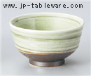 緑釉茶碗(大)