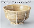 一珍十草茶碗(小)
