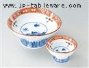 強化万暦高台刺身鉢