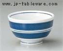 帯水玉反千茶